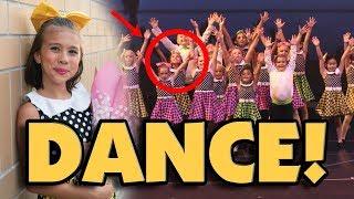 DANCE OFF!!! Jillian's Dance Performance!