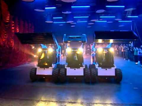 Минута Славы 1 / S1E4N17 / Экскаваторы (2007) HD