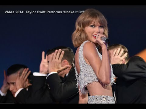 HOT!! Taylor Swift Performs 'SHAKE IT OFF' [MTV Video Music Awards 2014] REVIEW