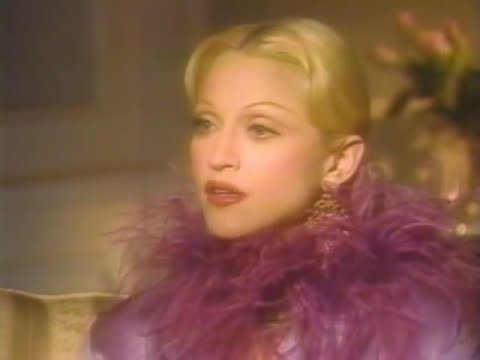 Madonna - The New Music Interview 1992 (With Outtakes)