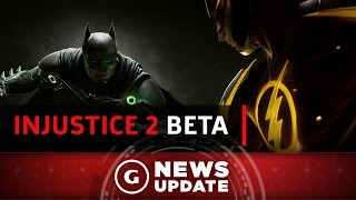 Injustice 2 Beta Confirmed, Registration Now Live - GS News Update