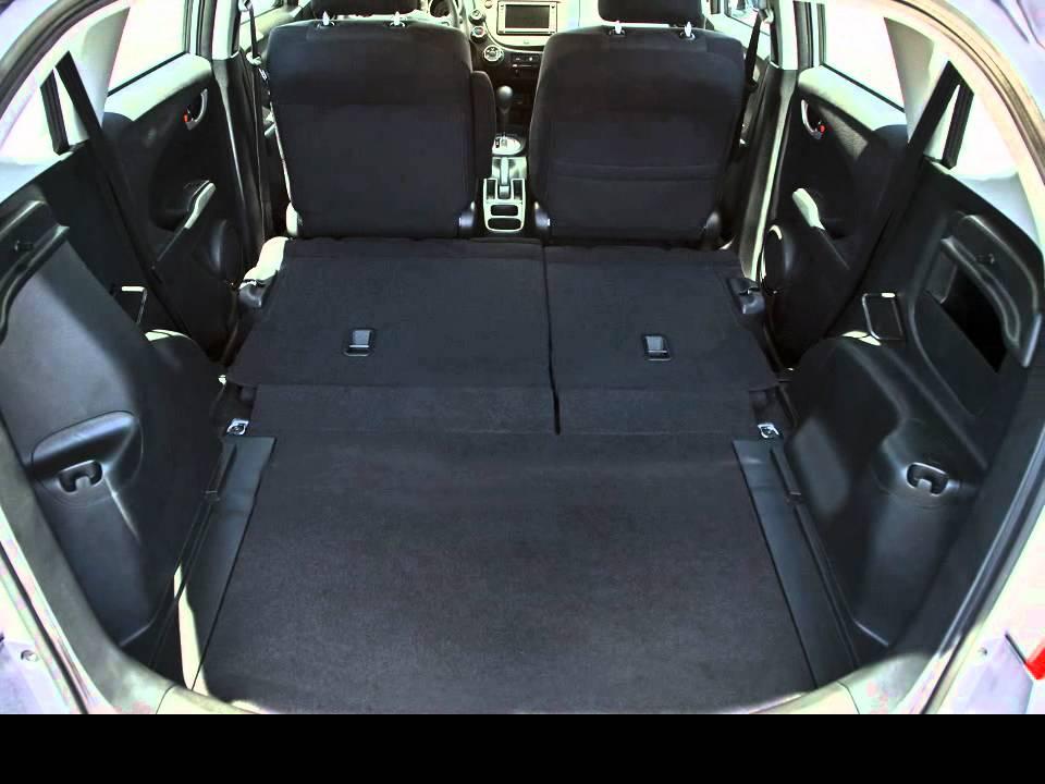 2011 Honda Fit S Magic Seat Youtube