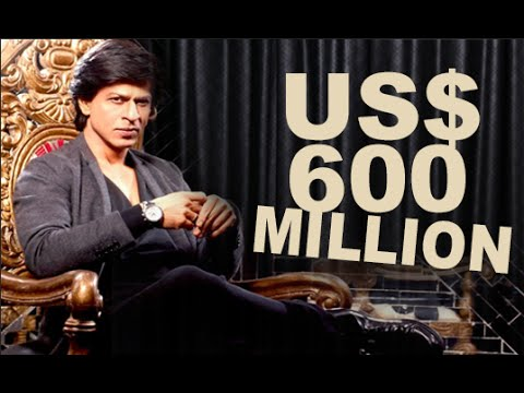 Shah Rukh First Actor in 'Richest Indians List' & 2nd Richest actor in The WORLD