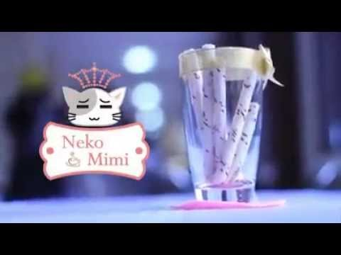 Neko Maid Cafe Neko Mimi Maid Cafe Teaser