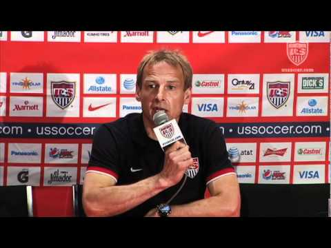 Studio 90: Jurgen Klinsmann and Players React to Loss against Brazil