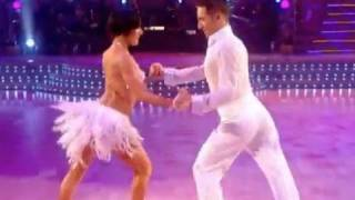 Professional Dance: Flavia and Vincent's Samba - Strictly Come Dancing - BBC
