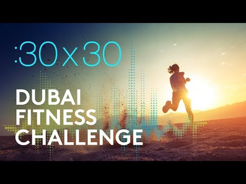 Dubai Fitness Challenge Fitness app screenshot for Android