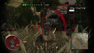 World of Tanks PS4 - Holzbruenneli201: Bulldog on Malinowka -  5 Kills
