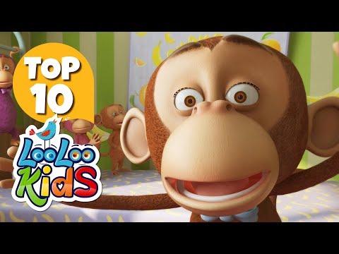 Top 10 Best Songs for Children on YouTube