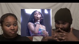 Download Lagu NORMANI - LOVE LIES (LIVE) @ LOLLAPALOOZA - REACTION Gratis STAFABAND