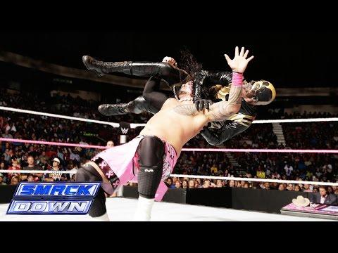 Sheamus & The Usos vs. Gold & Stardust & The Miz: SmackDown, Oct. 17, 2014