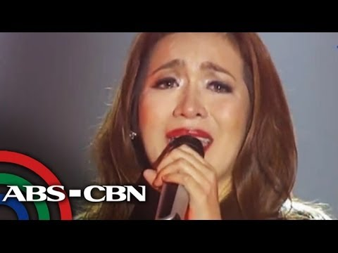 ASAP: Angeline cries after duet with YouTube sensation