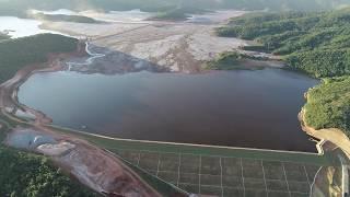 Barragem de Itabiruçu - Itabira/MG
