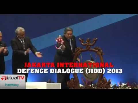 Jakarta International Defence Dialogue (JIDD) 2013