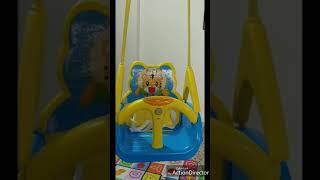 Jula for baby/Jhula for baby/Funride swing for kids/ toys for kids/ Ehomekart swing for kids/ review