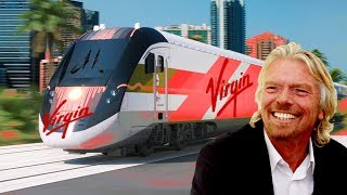 Brightline now VIRGIN TRAINS USA - What does it mean?