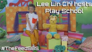 Lee Lin Chin hosts Playschool - The Feed