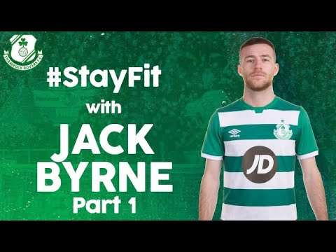 #StayFit20 video 13 - Jack Byrne