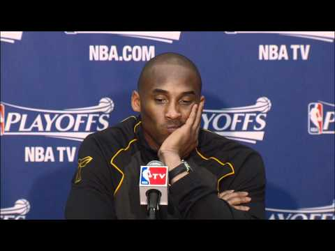 Kobe rueda de prensa