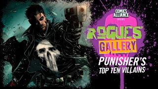 10 Greatest Punisher Villains - Rogues