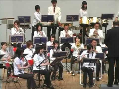 The Wizard of Oz-Arr James Barnes-Sasebo Wind Orchestra 2008 Summer Concert 6-22-08