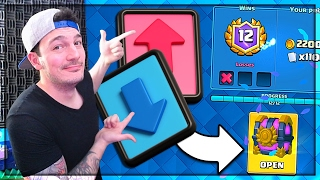 12 WINS? DRAFT CHALLENGES! Clash Royale