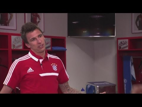 Mandzukic signs for Atletico Madrid
