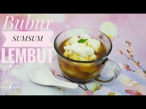 How To Make Bubur Sumsum