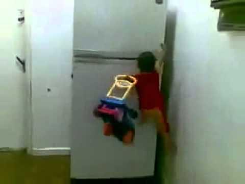 El niño Spiderman Sorprendente