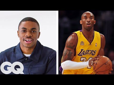 Vince Staples Reviews Old-School NBA Style & Gives Kobe Bryant A Goodbye | GQ