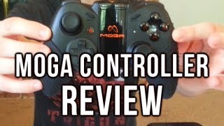 Moga Controller Review - Original Moga vs. Moga Pro