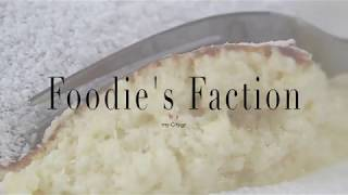 Foodie's Faction ''Japanese Cheesecake''