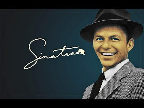Frank Sinatra ~ Softly, As I Leave You~Happy 100th Birthday