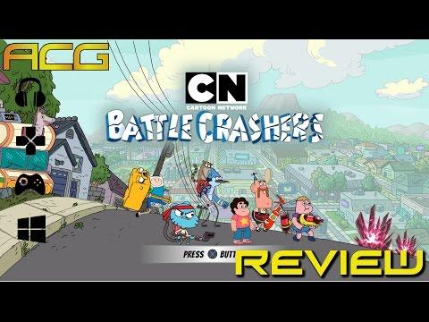 Cartoon Network Battle Crashers Review