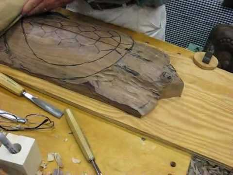 LANCASTER COUNTY WOODCARVING SHOW 2010 #4