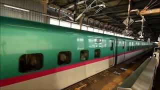 Tốc độ kinh hồn của tàu Shinkansen Nhật Bản