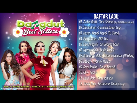 Dangdut Best Sellers 2017