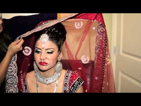 Beautiful Indian Wedding Highlights Video | Videography in Vancouver