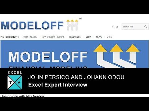 Modeloff.com - Financial Modeling World Championship - Excel Expert Interviews