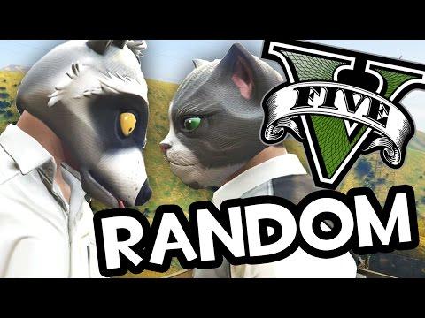 PELEA DE ANIMALES EXTREMA | GTA V Random