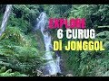 Explore Wisata  6 Curug di Jonggol