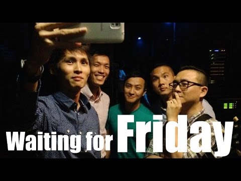 King Kong Jane - Waiting For Friday (Live at Republic Polytechnic)