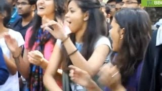 Flash Mob at IIT Bombay