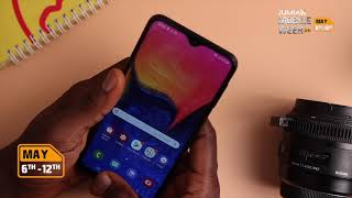 Jumia Mobile Week 2019 - Samsung Galaxy A10 2019 Unboxing & Review