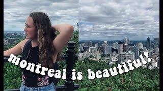 exploring montreal | travel vlog