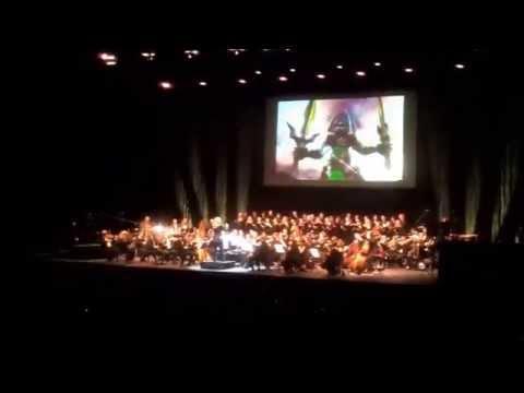 Zelda Symphony of the Goddesses   Master Quest, Stockholm