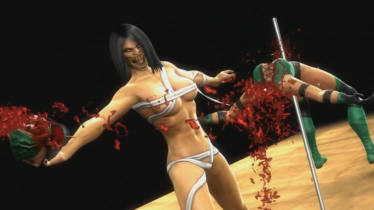 Mortal kombat komplete edition xxx softcore scenes
