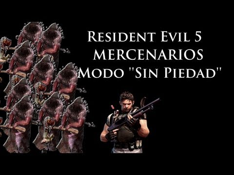 Resident Evil 5 PC / Mercenarios Sin Piedad ''No Mercy Mode'' / Chris Safari