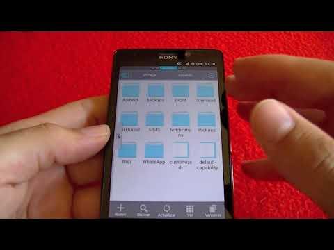 Android, Cómo obtener la APK de una aplicación instalada