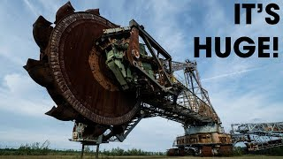 Largest Abandoned Machine in the World! - Dangerous Exploration